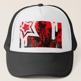 Boné Chapéu do camionista de Citystyle