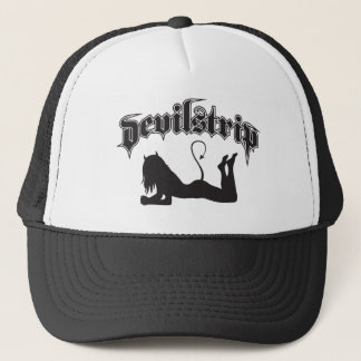Boné Chapéu do camionista de Devilstrip