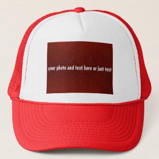 Boné Chapéu do camionista de DIY para equipes,