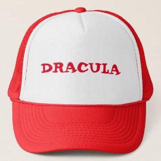 Boné Chapéu do camionista de Dracula