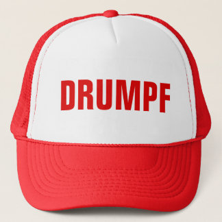 "Boné Chapéu do camionista de ""DRUMPF"": Chapéu do"