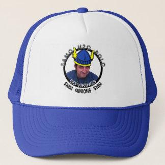 Boné Chapéu do camionista de Flanders
