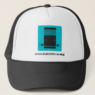 Boné Chapéu do camionista de Frankencar