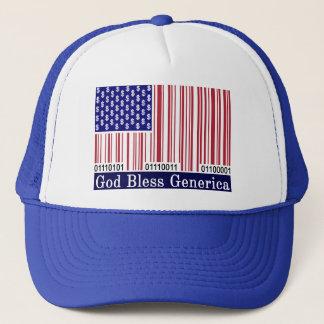 Boné Chapéu do camionista de Generica