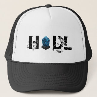 Boné Chapéu do camionista de HODL LISK