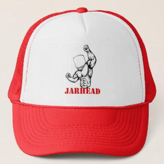 Boné Chapéu do camionista de JARHEAD
