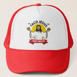 Boné Chapéu do camionista de Jesus do Taco