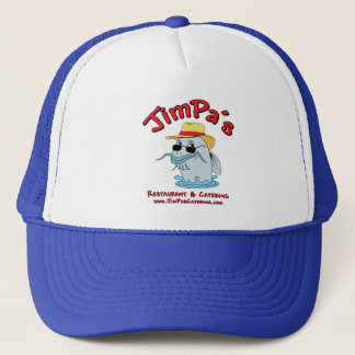 Boné Chapéu do camionista de JimPa