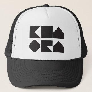 Boné Chapéu do camionista de Kia Ora NZ