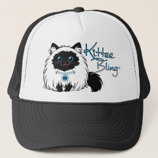 Boné Chapéu do camionista de Kittee Bling