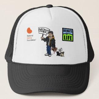 Boné Chapéu do camionista de Krusaders do rim de Jim