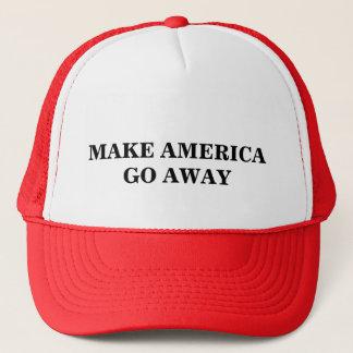 Boné Chapéu do camionista de MAGA