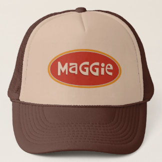 Boné Chapéu do camionista de MAGGIE