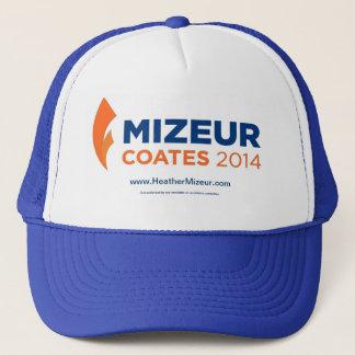 Boné Chapéu do camionista de Mizeur Coates