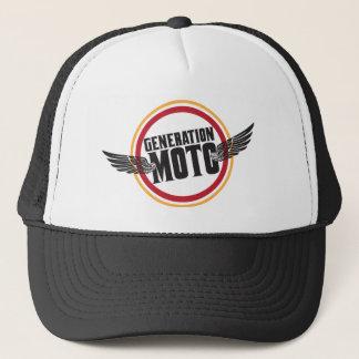Boné Chapéu do camionista de Moto da geração