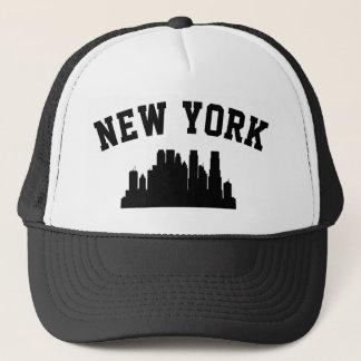 Boné Chapéu do camionista de NEW YORK