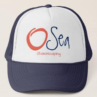 """Boné Chapéu do camionista de """"OSea"""" do Condado de"""