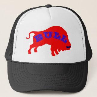 Boné Chapéu do camionista de Red Bull
