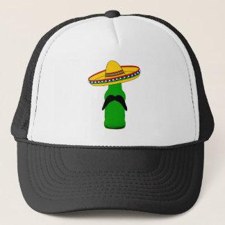 Boné Chapéu do camionista de Señor Cerveza Cinco de