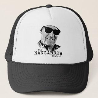 Boné Chapéu do camionista de TNP - logotipo preto