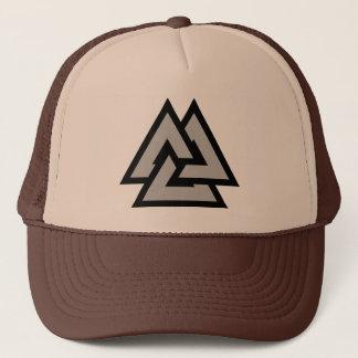 Boné Chapéu do camionista de Valknut