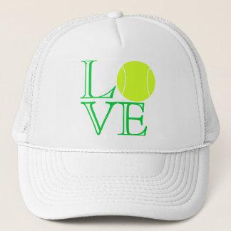 Boné Chapéu do camionista do amor do tênis