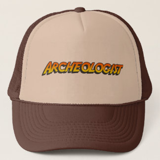 Boné Chapéu do camionista do arqueólogo