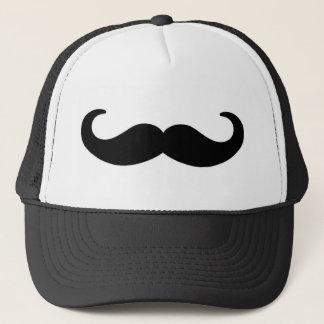 Boné Chapéu do camionista do bigode
