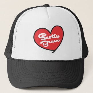 Boné Chapéu do camionista do bravo de Scott