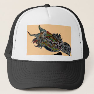 Boné chapéu do camionista do chilro