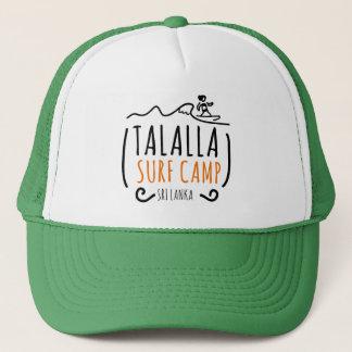 Boné Chapéu do camionista do CST (verde)