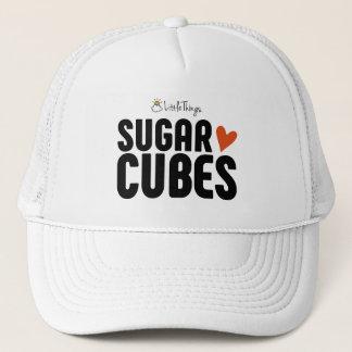 Boné Chapéu do camionista do cubo do açúcar com