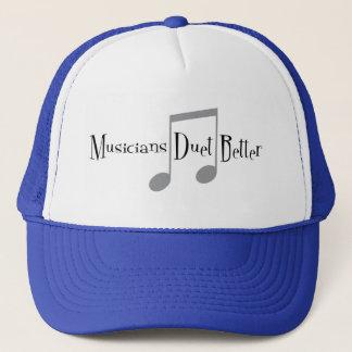 Boné Chapéu do camionista do dueto (notas)