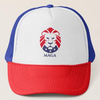 Boné Chapéu do camionista do leão de MAGA
