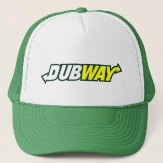 Boné Chapéu do camionista do logotipo da paródia de