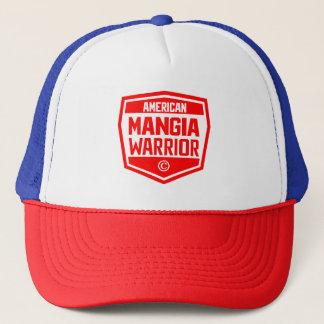 Boné Chapéu do camionista do logotipo de AMW com