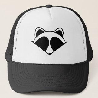 Boné Chapéu do camionista do logotipo de Mapache