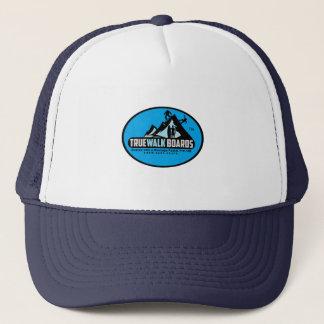 Boné Chapéu do camionista do LOGOTIPO de TRUEWALK