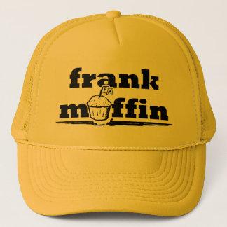 Boné Chapéu do camionista do logotipo do muffin de
