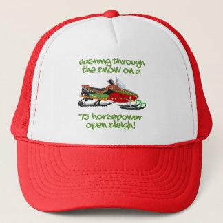 Boné Chapéu do camionista do Natal do cavaleiro do