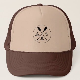 Boné Chapéu do camionista do Outdoorsman