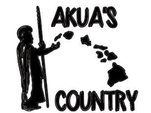 Boné Chapéu do camionista do país de Akua 3f27fd99d83
