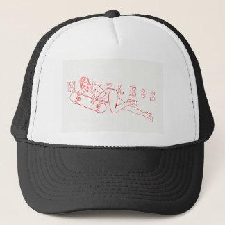 Boné Chapéu do camionista do Pinup