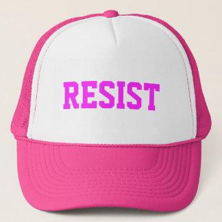 Boné Chapéu do camionista do #RESIST