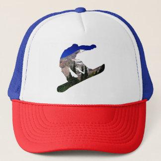 Boné Chapéu do camionista do Snowboard