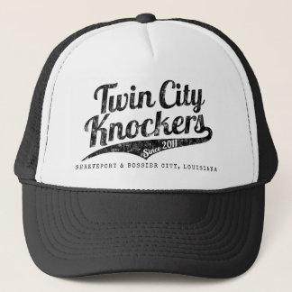 Boné Chapéu do camionista do Swoosh de TCK