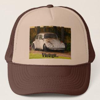 Boné chapéu do camionista do vintage