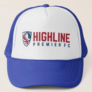 Boné Chapéu do camionista dos azuis marinhos de HPFC