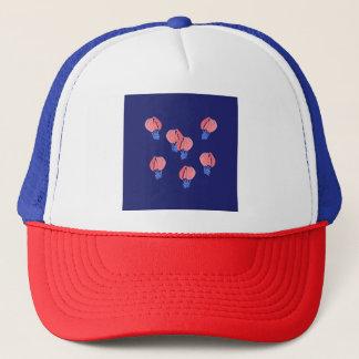 Boné Chapéu do camionista dos balões de ar