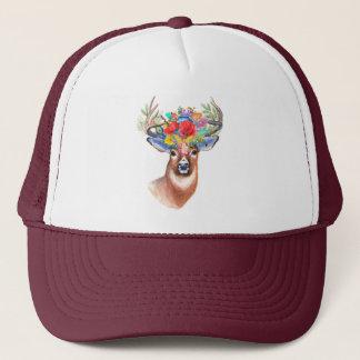 Boné Chapéu do camionista dos cervos | de Boho